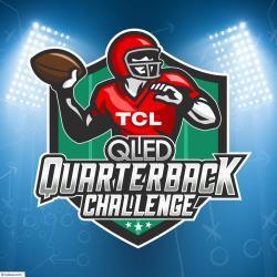 TCL QLED Quarterback Challenge