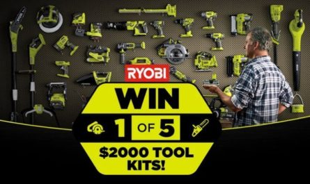 Tenplay The Living Room Ryobi competition