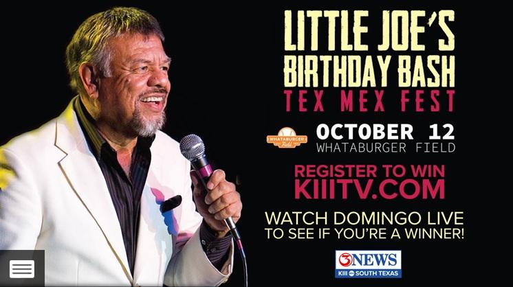 Tex-Mex Fest Ticket Giveaway