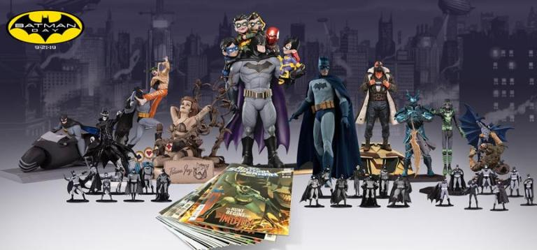 The Batman Day Sweepstakes
