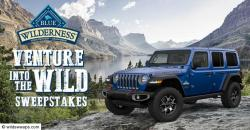 The Venture Into The Wild Sweepstakes