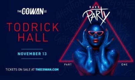 Todrick Hall Online Sweepstakes