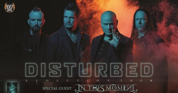 Walk Disturbed To The Stage Contest