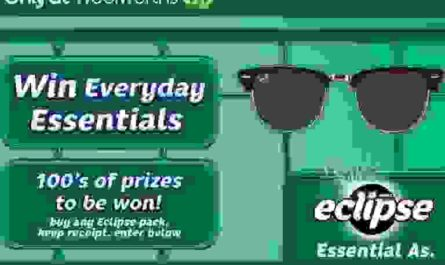 Woolworths Eclipse Win Everyday Essentials Competition