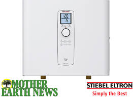 Mother Earth News Stiebel Eltron Giveaway