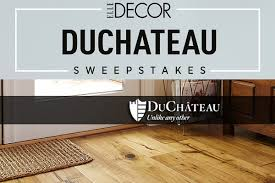 Elle Decor Duchateau Sweepstakes