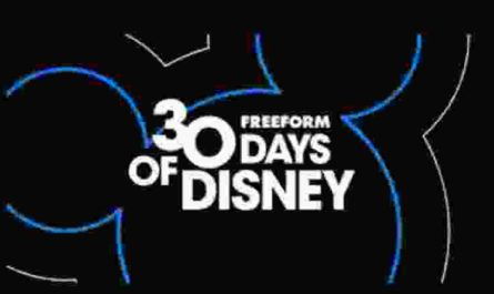 Freeform 30 Days Of Disney Sweepstakes