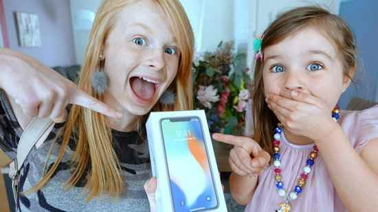 Family Fizz iPhone XS Giveaway (Familyfizz.tv)