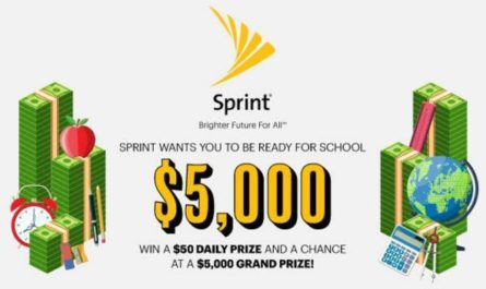 iHeart Sprint 5K Giveaway Sweepstakes – Win $50 Cash Gift Card