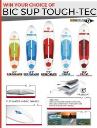 Paddling BIC Sweepstakes