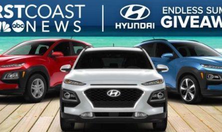 First Coast News Hyundai Endless Summer Sweepstakes