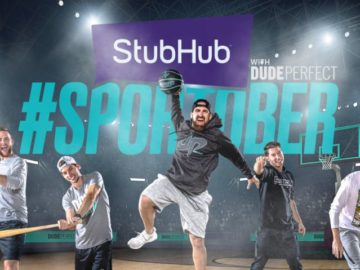 Stub Hub Sportober Challenge