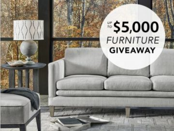 Universal Furniture $5000 Fall Furniture Giveaway