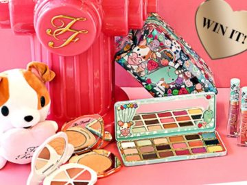 Too Faced Clover Hydrant Giveaway
