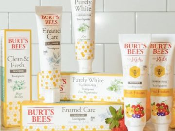 The Real Burts Bees Sweepstakes
