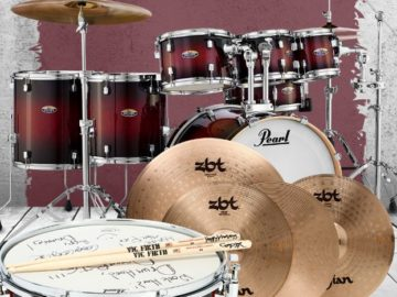 Sweet water Sound Drum Kit Giveaway