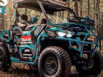 Makita Tools Rule The Outdoors Sweepstakes
