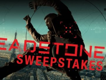 USA Network Operation Treadstone Sweepstakes