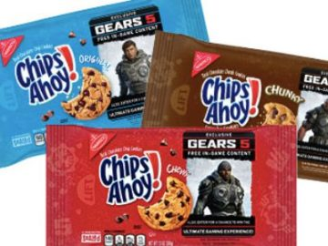 Walmart Chips Ahoy Gear 5 Sweepstakes