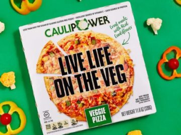 Cauli power Pizza Party Sweepstakes