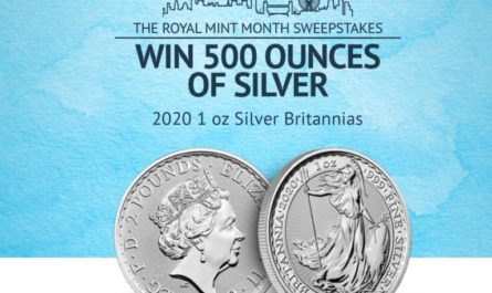 APMEX And Royal Mint Month Sweepstakes