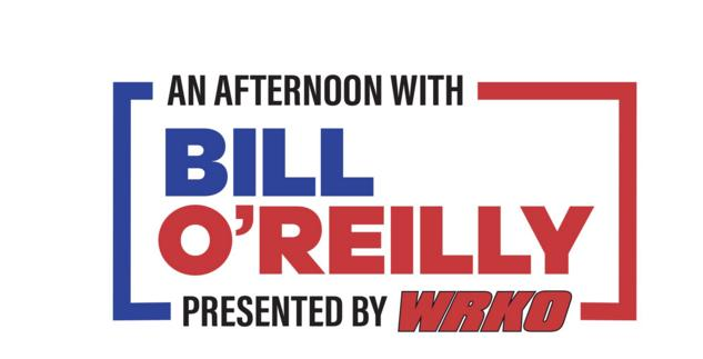 An Afternoon with Bill O Reilly Ticket Giveaway