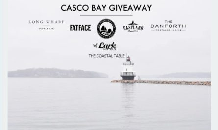 Casco Bay Giveaway