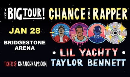 Chance The Rapper Online Sweepstakes