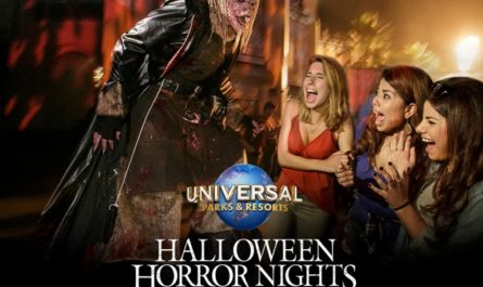 Cosmopolitan.com Halloween Horror Nights Sweepstakes
