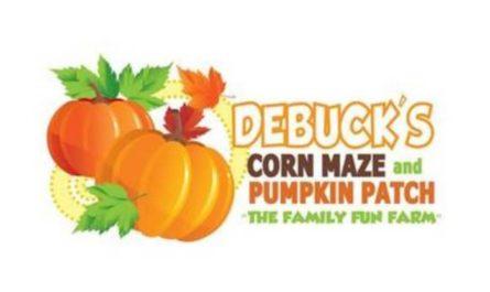 Debuck Corn Maze And Pumpkin Patch Sweepstakes