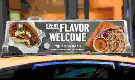 Door dash Every Flavor Welcome Giveaway