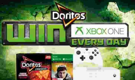 Wool worths Doritos Crackers Xbox Competition