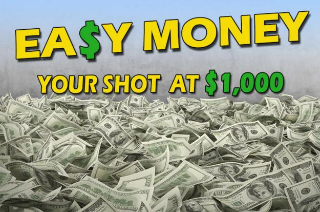 Easy Money On Smooth Jazz KIFM Contest