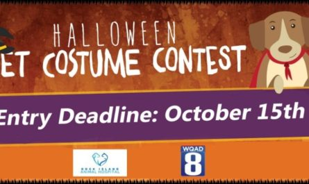 Halloween Pet Costume Contest