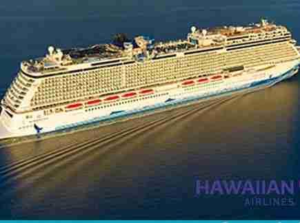 Hawaiian Airlines Hawaiian Miles & Dream Cruise Giveaway