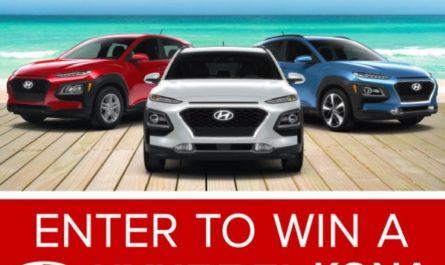 First Coast News Hyundai Fall Giveaway Sweepstakes