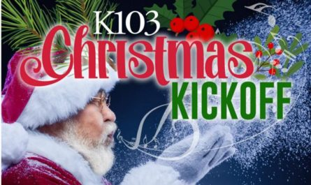 K103 Christmas Kickoff Contest
