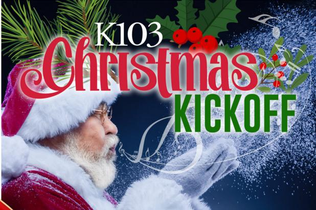 K103 Christmas Kickoff Contest