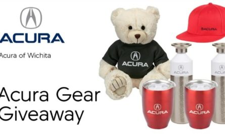 KSN Acura Gear October Giveaway