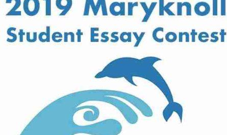 Maryknoll Student Essay Contest