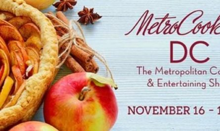 Metro Cooking DC Show Sweepstakes