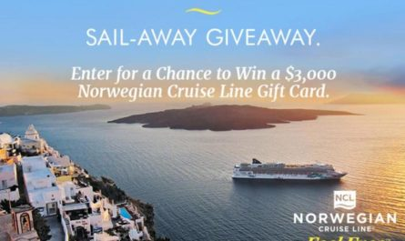 NCL Sail-Away Giveaway Sweepstakes