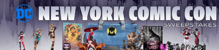 New York Comic Con Sweepstakes