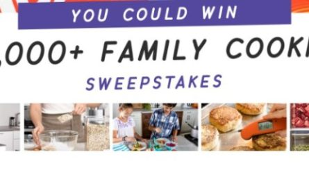 OXO America Test Kitchen Family Cooking Sweepstakes