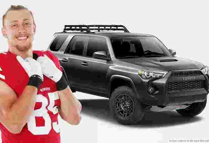 Omaze George Kittles Toyota Sweepstakes