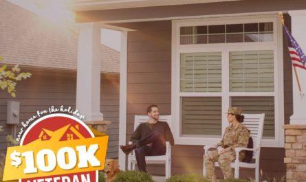 Realtor $100K Veteran Homebuyer Giveaway