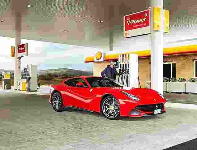Shell Free Fuel For A Year Competition
