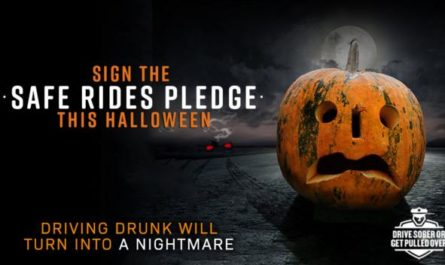 Sign The Safe Rides Pledge Sweepstakes