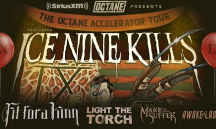 Win Trip by joining SiriusXM Ice Nine Kills Sweepstakes you can enter now, by followings terms and conditions to join this Online contests, Sweepstakes