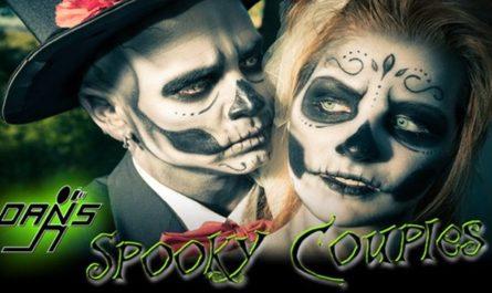 Spooky Couple Photo Contest